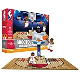 OYO NBA Houston Rockets Display Blocks Shootout Set, Small, No Color