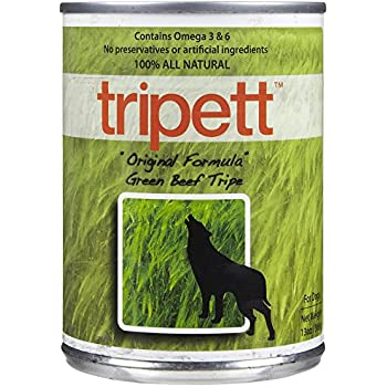 Best Canned Tripe For Dogs