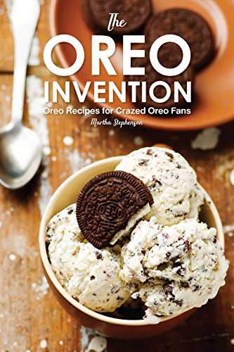 The Oreo Invention: Oreo Recipes for Crazed Oreo Fans - Chocolate Raspberry Recipe