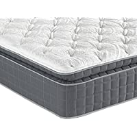 Sleep Inc. 14-Inch BodyComfort Elite 7000 Luxury Pillow Top Mattress, Full