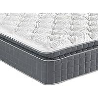 Sleep Inc. 14-Inch BodyComfort Elite 7000 Luxury Pillow Top Mattress, Full