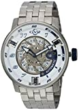 GV2 by Gevril Motorcycle Sport Mens Swiss Automatic Stainless Steel Watch, (Model: 1301B)