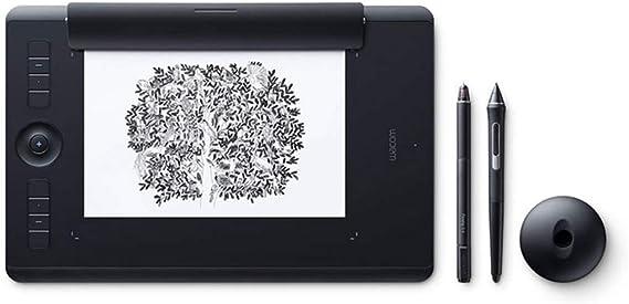 Wacom Intuos Pro Grafiktablet Mit Stylus Computer Zubehör