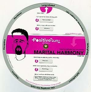 Marital Harmony Chart #2 (Volvelle)