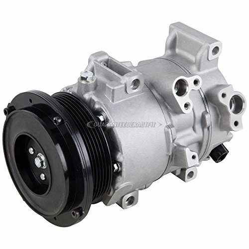 AC Compressor & A/C Clutch For Toyota Camry Rav4 2.4L 4-Cyl - BuyAutoParts 60-02010NA NEW