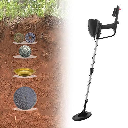 loonBonnie MD-4030 Detector de Metales subterráneo Ligero y liviano Treasure Tracker: Amazon.es: Electrónica