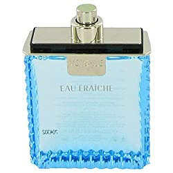 Versace Man Eau Fraiche 3.4 Fl Oz Eau De Toilette Spray (Tester)