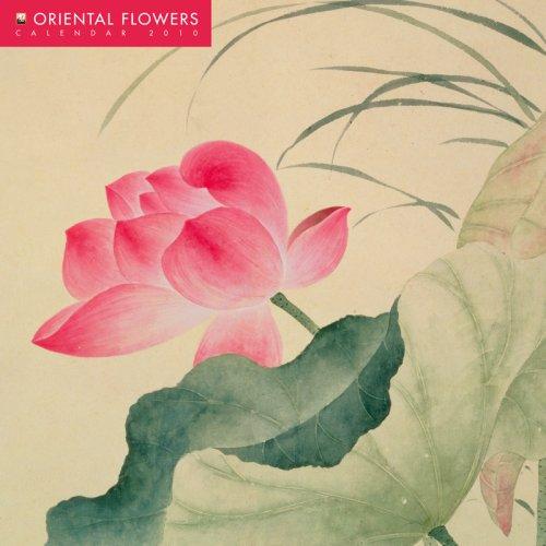 - Oriental Flowers 2010 Wall Calendar