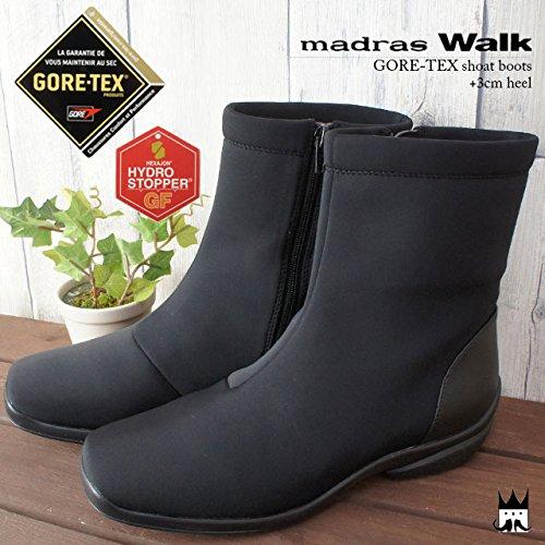 (マドラス)madras Walk MWL2072 ショートブーツ レディース