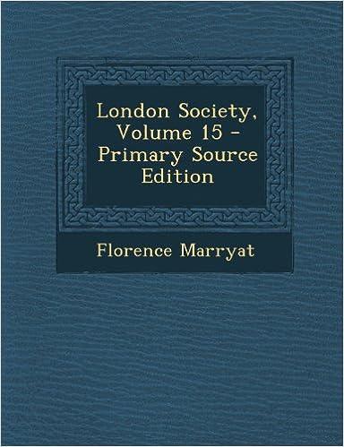 Descarga gratuita de audiolibros en alemán London Society, Volume 15 PDF CHM