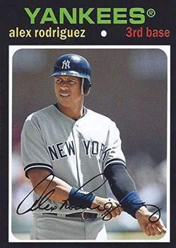- 2012 Topps Archives #56 Alex Rodriguez Yankees MLB Baseball Card NM-MT