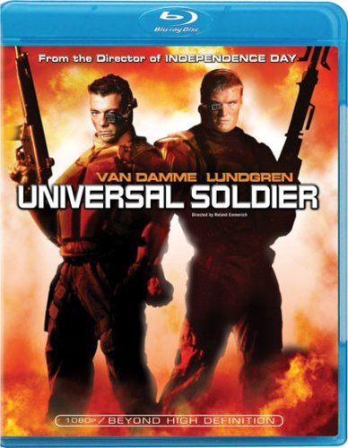 Lions Gate Universal Soldier (artisan) [Blu-ray] images