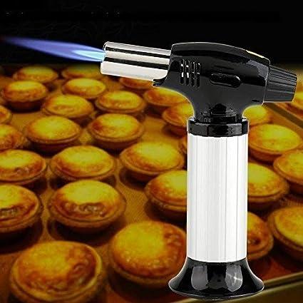 Compra GOTOTOP nachfüllbare Cocina Blow Torch Mechero de ...