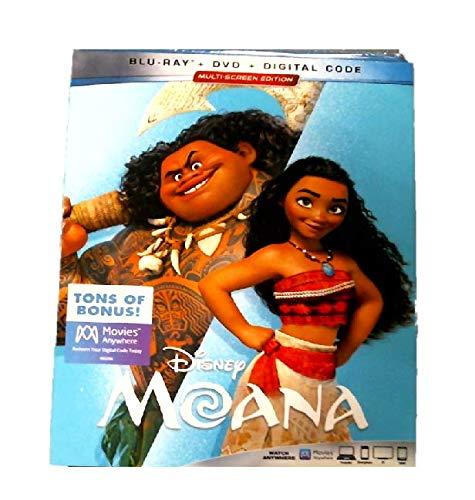 Moana 2 Blu-Ray Edizione: Stati Uniti Italia Blu-ray: Amazon ...