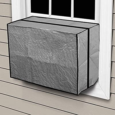 Comfort Zone CZAC2 Heavy Duty Outdoor Window Air Conditioner Cover, 18x27x16