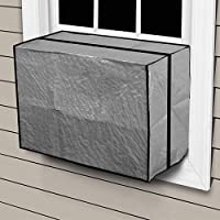 ORION PLUS Heavy Duty Outdoor Window Air Conditioner Cover, 18x27x16