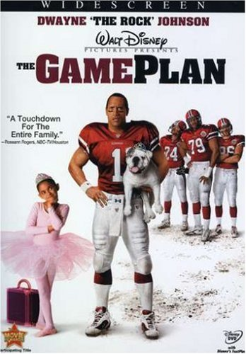 The Game Plan (Widescreen - World Lake Florida Disney Vista Buena