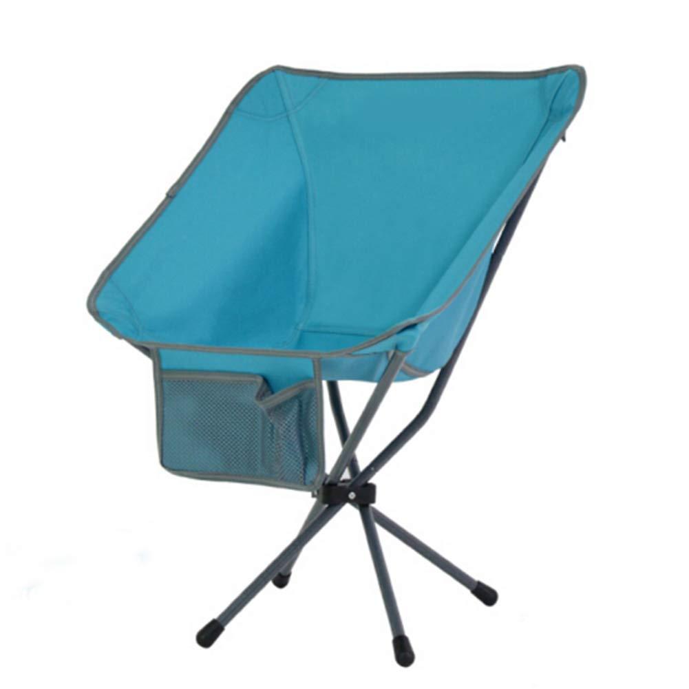 Zatiz Campingstuhl, zusammenklappbar, für Camping, Angeln, Camping, Freizeit, schwer, 265 kg