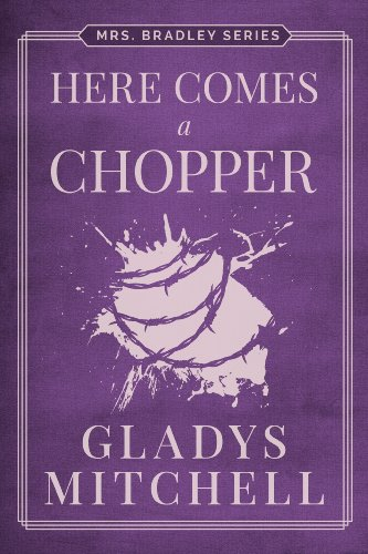 Image result for here comes the chopper gladys mitchell