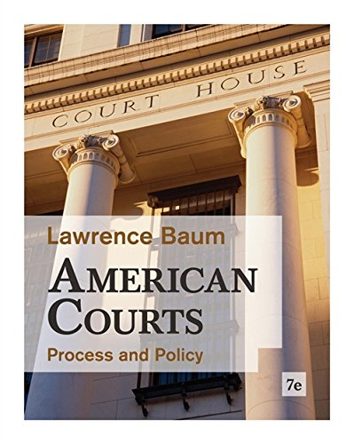 American Courts Process and Policy