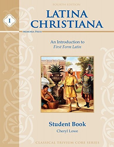 Latina Christiana 1, Student Book (4th Edition 2015) (Latin Edition)
