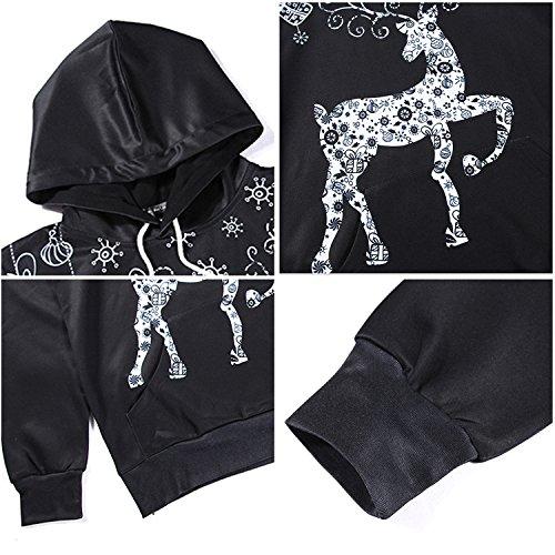 Belle Fantaisie 12 shirt Hoodie Sweat Pizoff Femme Homme Avec Poche Ag001 Longues À 3d Impression En Manches Ag001 TIzTq5w7
