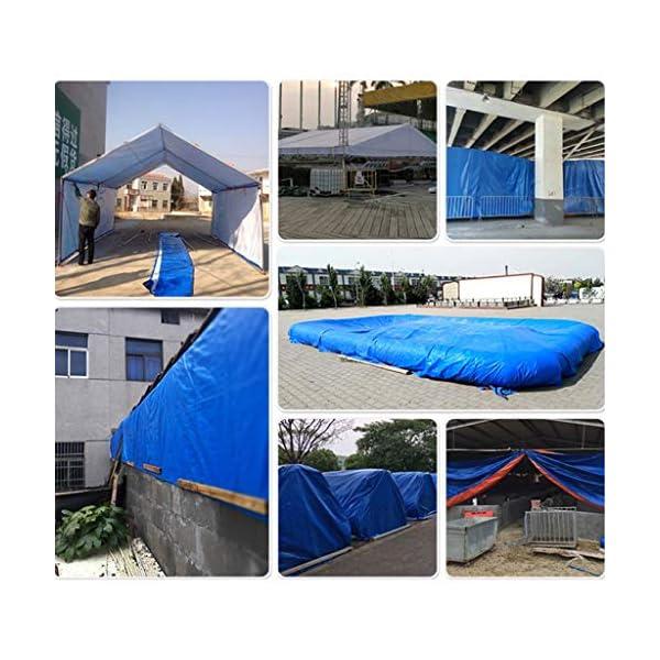 Duwen, copertura per telone esterno, copertura antipioggia, multiuso, copertura per tenda, telo impermeabile, tenda da… 7 spesavip