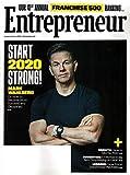 Entrepreneur Magazine January/February 2020 | Mark Wahlberg - Annual Franchise 500 Rankings