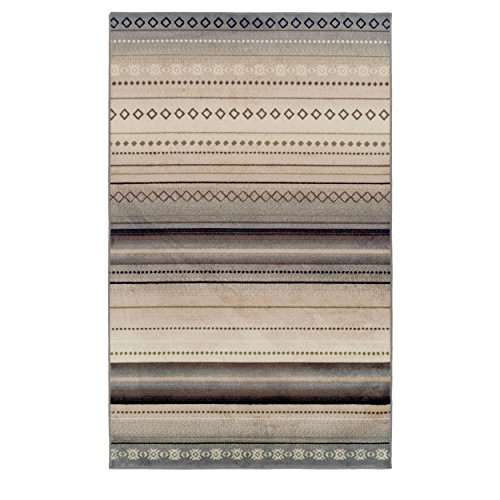 (Blue Nile Mills Delgado Area Rug Collection 4X6)