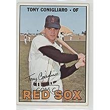 Tony Conigliaro (Baseball Card) 1967 Topps - [Base] #280