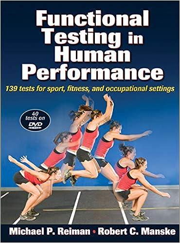 Functional Testing In Human Performance: 139 Tests For Sport, Fitness, Occupational Settings por Robert C. Manske epub