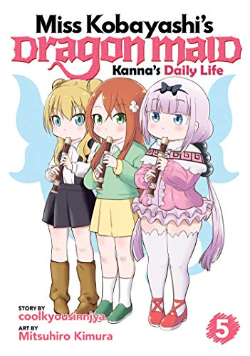 Miss Kobayashi's Dragon Maid: Kanna's Daily Life Vol. for sale  Delivered anywhere in Canada
