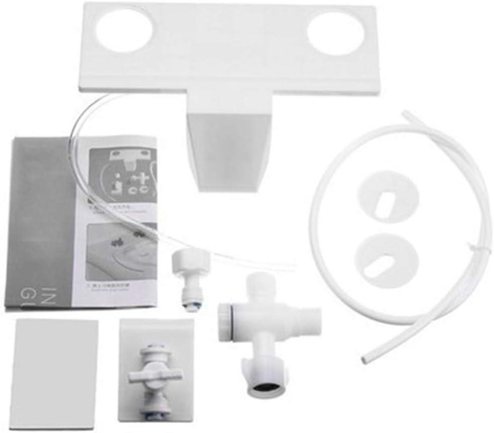 Badezimmer Ger/ät Wasserreiniger WC-Sitz Gelentea Sp/ülendes Sanit/är-Bidet-Spray einfach zu installieren