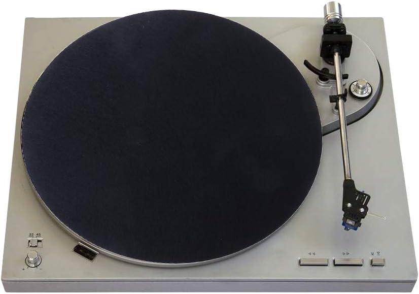 Alfombrilla de fieltro para tocadiscos LP Slipmat Phile 3 mm Di para disco LP huiingwen