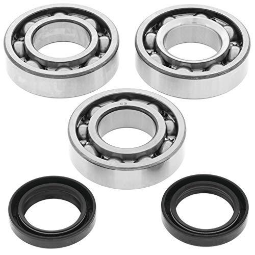 Qboss Crankshaft Bearing - Quadboss Pol300 2X4 94-95 Qboss Crankshaft Bearing Kit 24-1084 New
