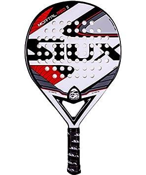 Pala de padel SIUX Mortal Red II: Amazon.es: Deportes y aire ...