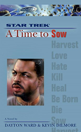 book cover of A Time to Sow