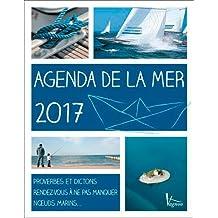 Agenda de la mer 2017