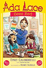 Ada Lace Sees Red (An Ada Lace Adventure)
