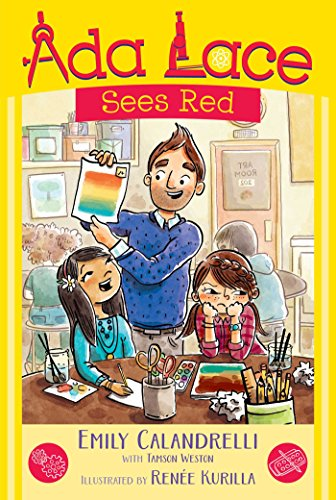 Ada Lace Sees Red (An Ada Lace Adventure) (Lace Book)