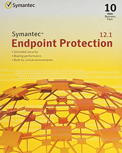 Symantec Endpoint Protection 12.1 Business Edition - 10 U...