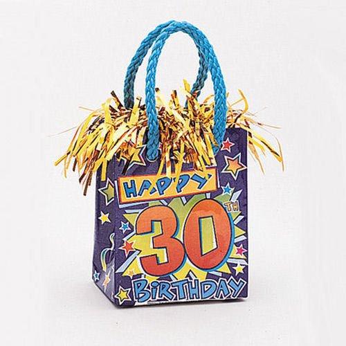 (30th Birthday Balloon Weight)