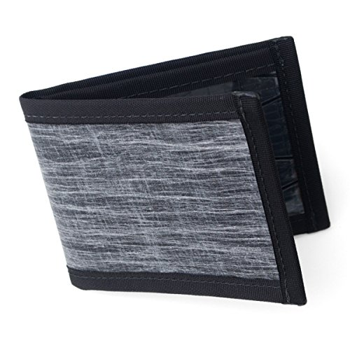 Flowfold RFID Blocking Vanguard Limited Slim Front Pocket Billfold Wallet - Light Weight - Made in USA made in Maine