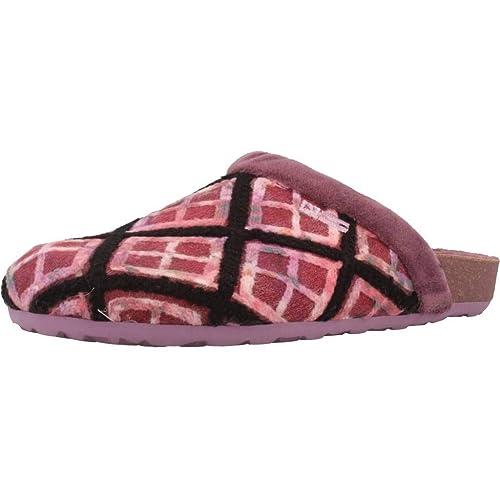 Zapatillas de Estar por casa de Mujer, Color Rosa, Marca NORDIKAS, Modelo Zapatillas De Estar por Casa De Mujer NORDIKAS Munich Rosa: Amazon.es: Zapatos y ...
