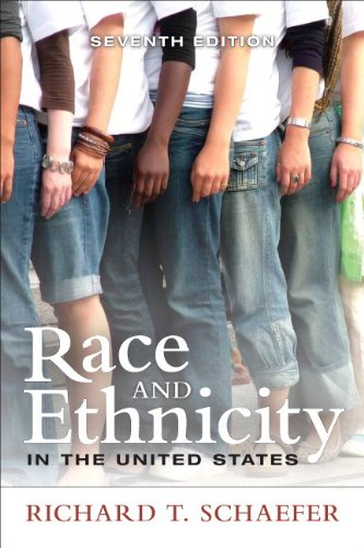 Race and Ethnicity in the United States + MySearchLab With Pearson eText Access Code