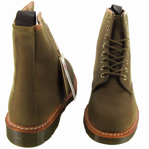Dr. Martens Mens Lark Lace Boot Tan DTEcnXox