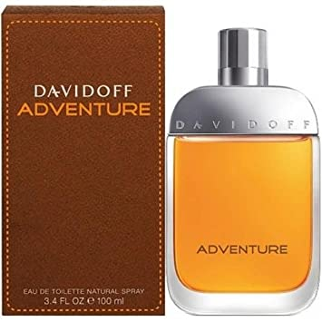 Davidoff Adventure for Men by Davidoff 3.4oz 100ml EDT Spray