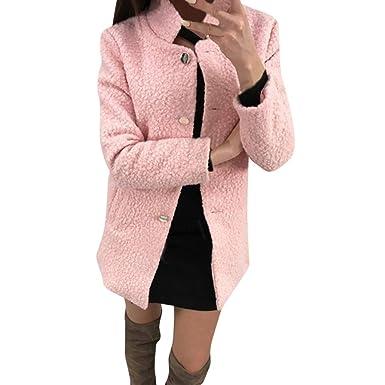 Amazon.com: Kumike - Chaqueta de invierno para mujer con ...