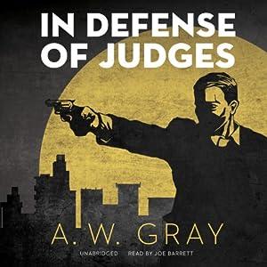In Defense of Judges Audiobook