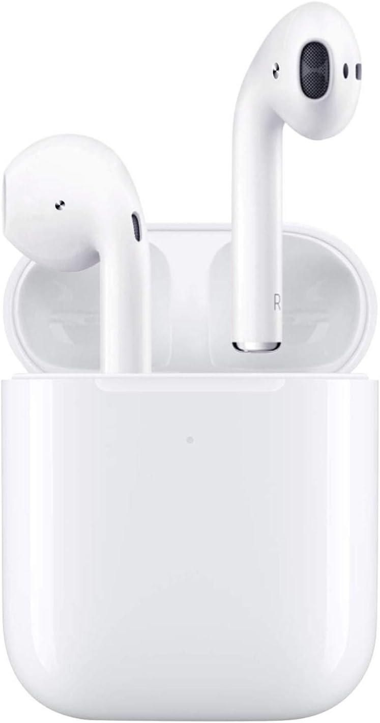 IPX7 wasserdicht Drahtlose Kopfh/örer Mobiltelefon//Laufen//hochwertige automatische Verbindung mit eingebautem Mikrofon ger/äuschunterdr/ückende In-Ear-Kopfh/örer mit tragbarer Ladetasche